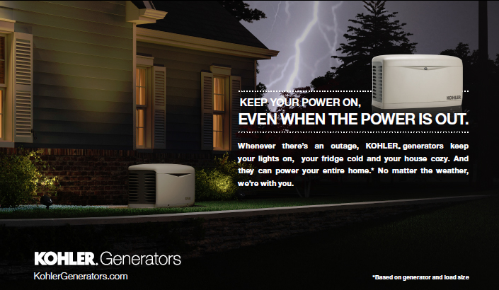 Generator Connection - #1 for Residential Generators