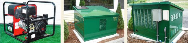 Winco Portable Generators